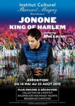 Exposition JonOne - King of Harlem feat. Maï Lucas