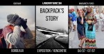 "Exposition VERNISSAGE DE L'EXPOSITION ""BACKPACK'S STORY"""
